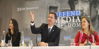 Canada, Britain launch push to protect media freedom at international conference