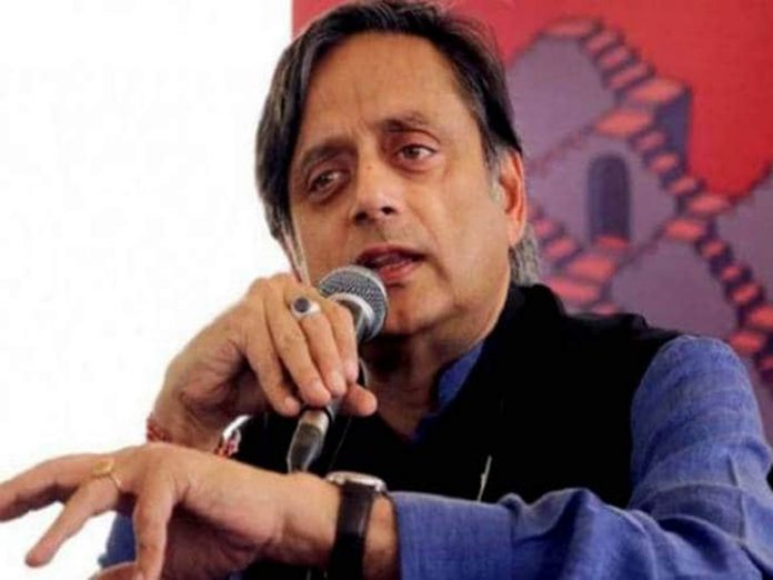 Shashi Tharoor lashes out at Donald Trump over recent attack on a Hindu priest