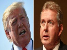 U.K. ambassador to U.S. resigns after leaked memo expressed Trump criticism