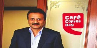 Body of india's largest Coffee chain owner found
