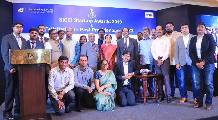 Inaugural SICCI Start-Up awards announced