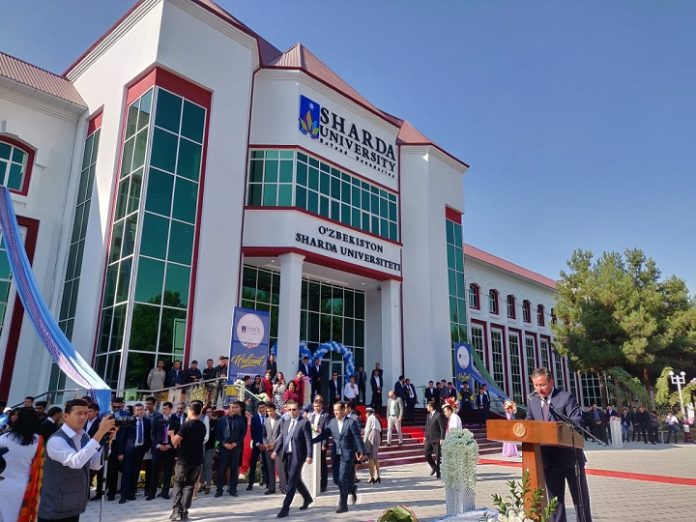 Sharda University expands its wings: Opens new campus in Uzbekistan