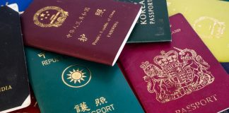 It's the Age of Asia When it Comes to Passport Power