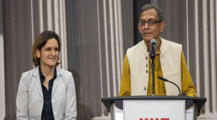 Abhijeet Banerjee bags the Nobel Prize for Economics along with his wife and another economist