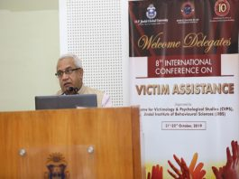 """Urgent Need for Mandatory Compensation and Immunity for Victims in India"""" Ravi Nair, Executive Director, South Asian Human Rights Documentation Centre"""