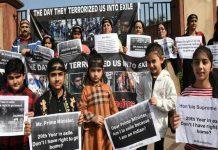 BJP Drama on Kashmir exposed