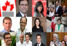Record Win for Muslim MPs in Canada Votes: Unparallel history in Canada Politics