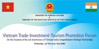 Ambassador of Viet Nam to India Briefed Media about his Month-long plan of activities this November