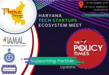 IAMAI and GoH to host THRIVE-HARYANA'2019 in Gurugram