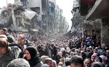 Syrian Refugee Crisis and The Response of the European Union