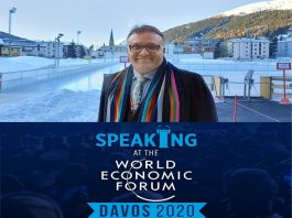 JGU Vice Chancellor Addresses Global Panels at the World Economic Forum (WEF) Davos