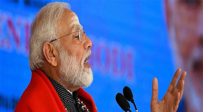 PM Modi-The Policy Times