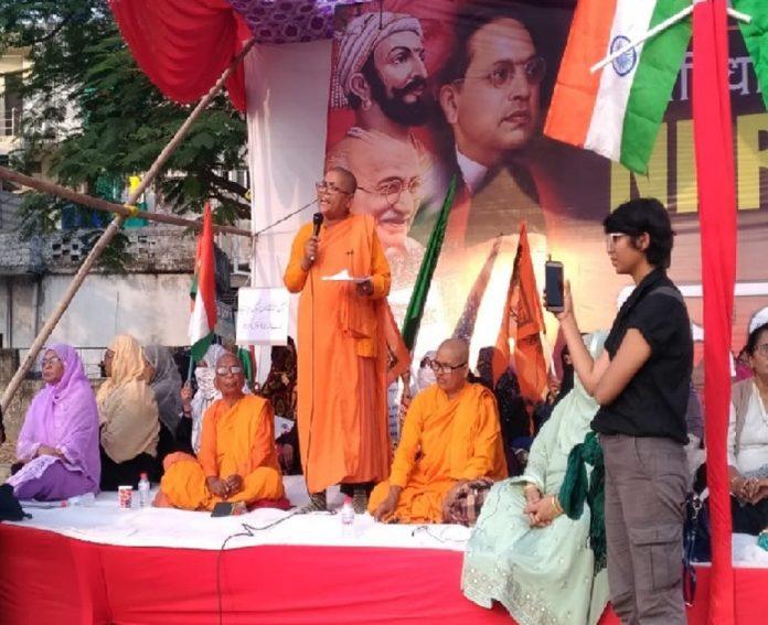 शाहीन बाग की महिलायें प्रेरणा बनी देश के लिए।