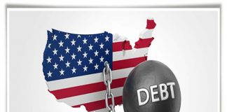 Public Debt in US reaches three times more than china is $23.2 trillion
