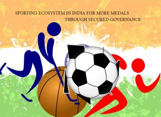 Sporting Ecosystem in India for more Medals through Secured Governance-The Policy Times
