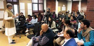 The Indian School of Public Policy (ISPP) hosted an interaction with Nobel Peace Laureate Kailash Satyarthi