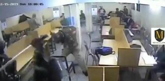 Police Brutally Hitting on the Students of Jamia Milia Islamia_The_Policy_Times
