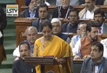 Speech of Nirmala Sitharaman on presenting Budget 2020-2021_The_Policy_Times