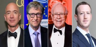 Top 10 Richest People Worth More than 85 Poorest Countries GDP_The_Policy_Times
