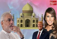 Trump's trip to India and the Taj Mahal visit cost nearly $ 1 million