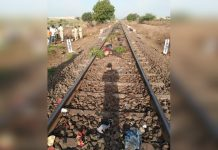 Aurangabad accident Cargo train rolled 16 workers to death while sleeping on railway track_The Policy Times
