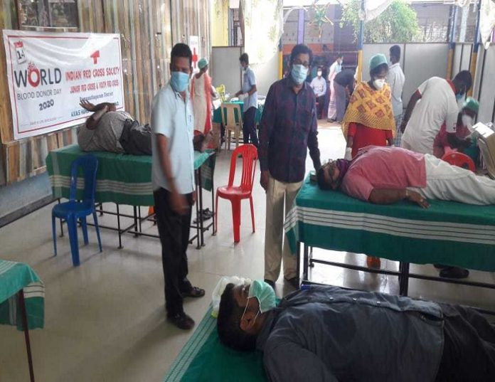 Covid-19; Chennai faces a shortage of Blood amidst pandemic. The policy times