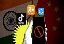 Almost 59 Chinese apps are banned by India for major security concern. the policy times