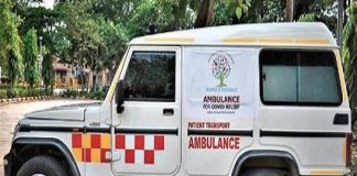 Delhi based NGO started free ambulance services for underprivileged Covid-19 patients. The policy times