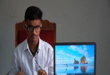 Kerala's 10th class visually impaired student writes SSLC exam using a computer, secured 'A plus' in all.the policy times